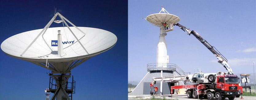 Meditteranean Technologies Antenne Satellitari